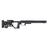 KRG Whiskey 3 Chassis Rem700 SA Gen 6 Stealth Grey