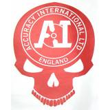 AI Skull Sticker